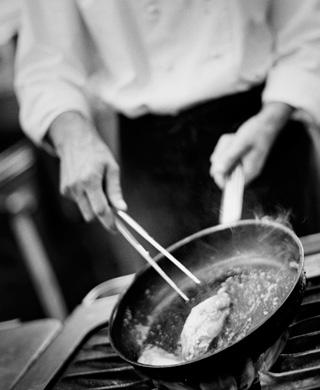 Vårt kök ordnar din lunch eller middag