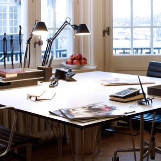 Ett av våra kontorsrum